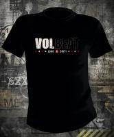 Футболка Volbeat Loud and Dirty