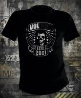 Volbeat Skull n Wings