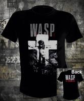 Футболка WASP The Crimson Idol