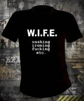 Футболка WIFE