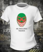 WWE Mil Mascaras Tiburon