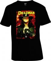 Футболка WWE Undertaker Deadman Forever