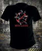 Футболка Walking Dead No Walkers