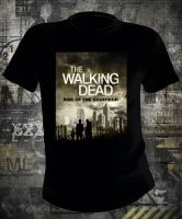 Футболка Walking Dead Rise Of The Governor