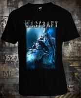 Футболка Warcraft Hero