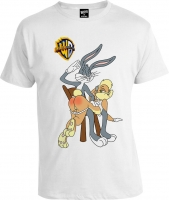 Футболка Warner Brazzers Bugs Bunny and Lola