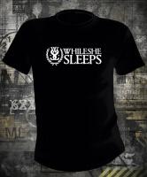 Футболка While She Sleeps