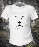 Футболка White Lion Pride