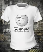 Футболка Wikipedia