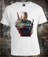 Футболка Witcher 3 Wild Hunt
