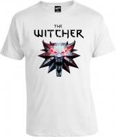 Футболка Witcher Logo
