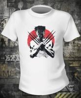 Wolverine Japan Art