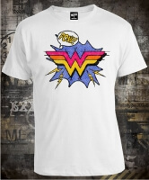 Футболка Wonder Woman Pow