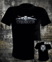 Футболка World of Tanks Logo