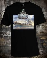 Футболка World of Warships