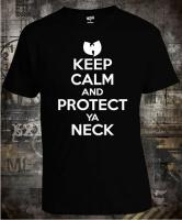 Футболка Wu-Tang Protect Ya Neck