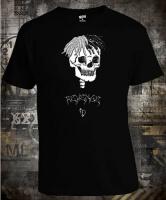 Футболка XXXTentacion Skull