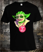 Футболка Yoda Joker