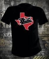Футболка ZZ Top Texas