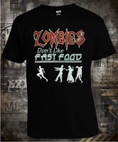 Zombies Don't Like Fast Food