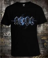 Футболка AC/DC Flash муж  XL