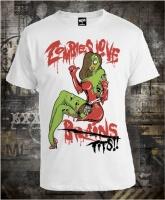 Zombies Love Brains муж М