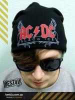 шапка Шапка AC/DC Black Ice