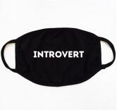 Маска Introvert