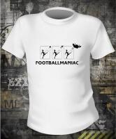 Футболка Футболманьяк