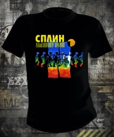 Футболка Сплин Коллекционер Оружия
