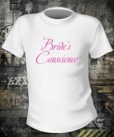 Футболка Девичник Bride's Conscience