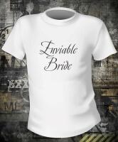 Футболка Девичник Enviable Bride